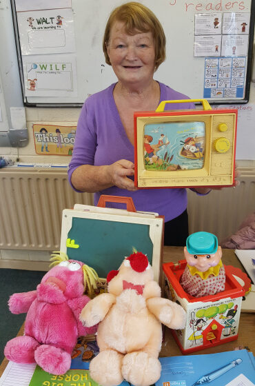St. Aidan's National School - Catherine's Toys - 9th November 2018