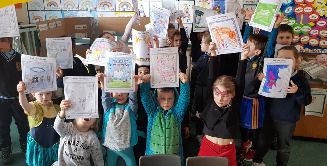 St. Aidan's National School - World Book Day - 7th March 2019
