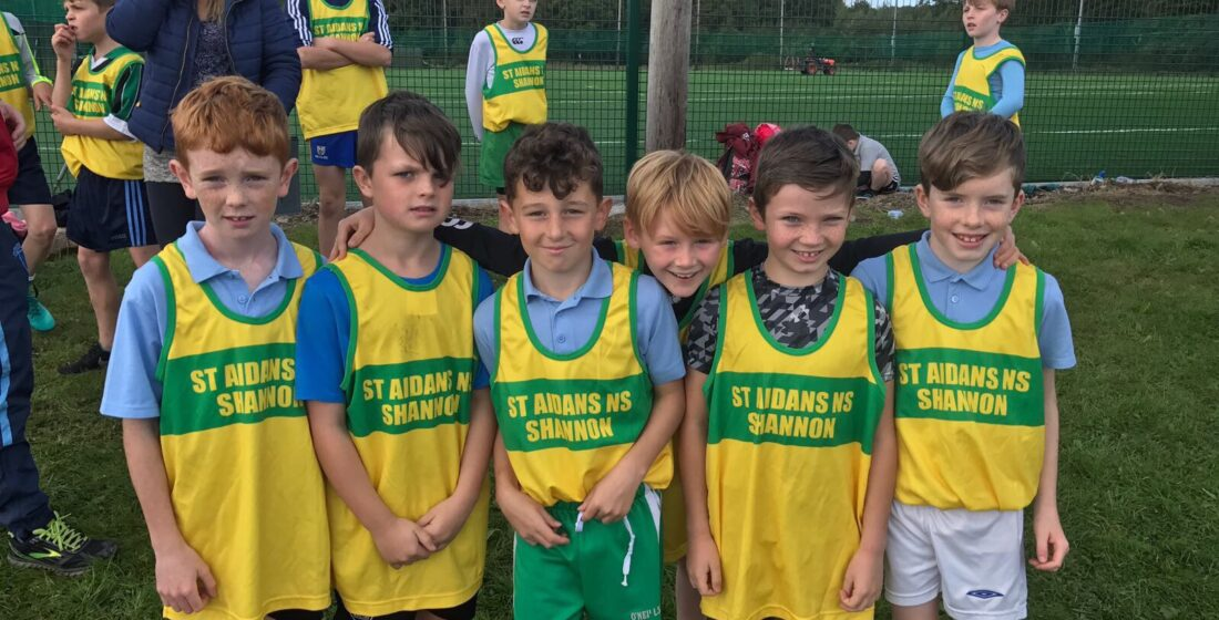 St. Aidan's National School - Cross Country Success  - 14th September 2017
